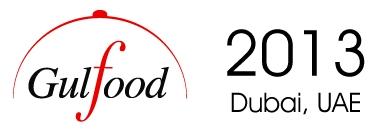 Gulfood 2013 Dubai UAE Logo