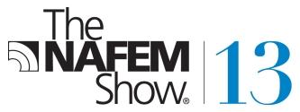 The NAFEM Show 2013